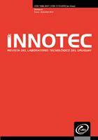 Ver Núm. 8 ene-dic (2013): INNOTEC